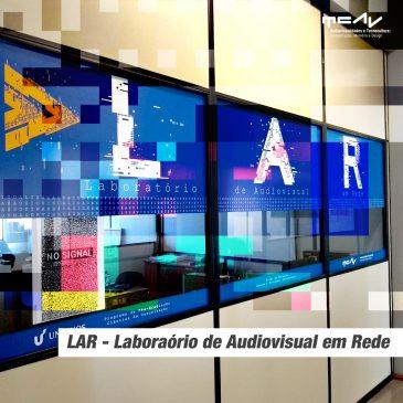 Laboratório de Audiovisual em Rede (LAR): audiovisualização da cultura e ecologia do vídeo na tecnocultura contemporânea, pesquisa de Sonia Montaño