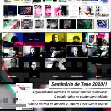 Seminário de Tese 2020/1