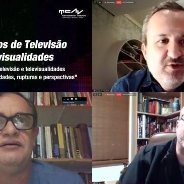 A pesquisa de televisão e televisualidades na Intercom: continuidades, rupturas e perspectivas