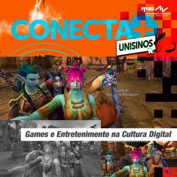 Games e entretenimento na cultura digital
