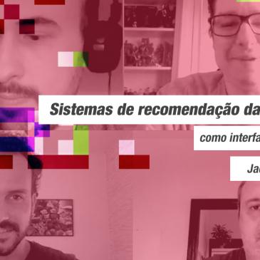 """Qualificação de Mestrado da pesquisa """"Sistemas de recomendação da Netflix como interface cultural"""""""