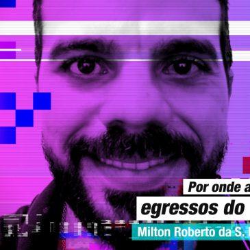 Por onde andam os egressos do TCAv?    Milton Roberto da Silva Braga Martins