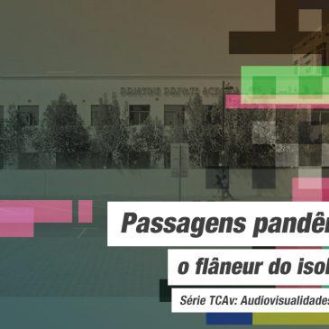 Passagens pandêmicas: o flâneur do isolamento