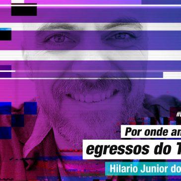 Por onde andam os egressos do TCAv? Hilário Junior dos Santos