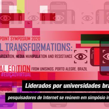 Liderados por universidades brasileiras, pesquisadores de Internet se reúnem em simpósio internacional