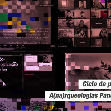 Ciclo de Palestras A(na)rqueologias Pandêmikas