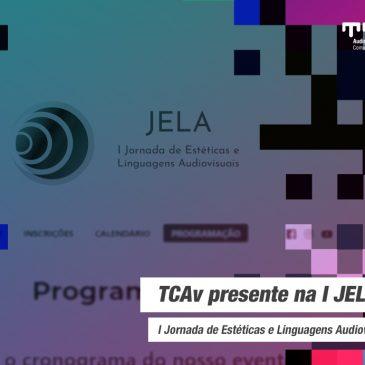 TCAv presente na I JELA (UFRGS)