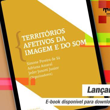 E-book Territórios afetivos da Imagem e do som
