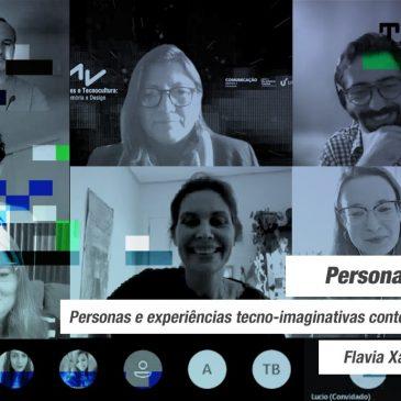 PERSONA-LIZAÇÃO: Personas e experiências tecno-imaginativas contemporâneas