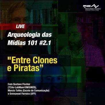 Arqueologia das Mídias 101 – Entre clones e piratas: Os primórdios do videogame no Brasil