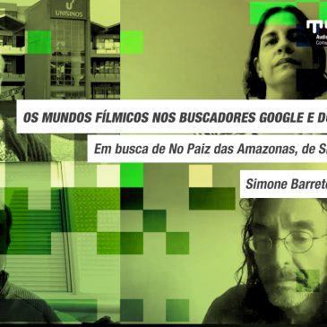 Os Mundos Fílmicos nos buscadores Google e Duckduckgo