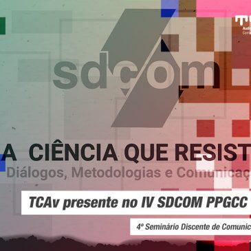 TCAv presente no IV SDCOM PPGCC Unisinos